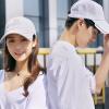 [Супермаркет] Du Сенна DUSENNA Jingdong Корейский бейсболки шляпа мужчин на открытом воздухе ВС шляпа женщина ВС козырек крышка