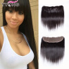 8A Малайзийские волосы Virgin Straight Full Lace Frontal 13X4 Ear to Ear Lace Frontal 1Pc Lot Малайзийские прямые волосы Фронтальное закрытие shipping to guangzhou city yc100l 4 1pc yc112m 4 1pc y90l 4 1pc y100l1 4 1pc 220v 50hz rotor stator frame 1set
