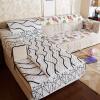 (FANROL) диван-циферблат четыре сезона диван комплекты коврики ткань шлифовальный диван туалетная крышка простой двухсторонний диван подушка установить волшебное время 70 * 180 см