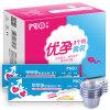 Mio (Мио) отлично тест на беременность тест-набор тест на беременность овуляции + 30 ранняя беременность беременность тест-полоски 10 плюс 40 ударов беременности мочи чашки + 2 toy joy power plug черный массажер простаты