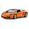Star (Rastar) Lamborghini Gallardo LP560-4 статическое моделирование 1:20 модель автомобиля 34500 Orange технопарк машинка инерционная lamborghini gallardo lp 560 4 цвет красный