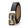 MONTAGUT, автоматическая пряжка ремня женский ремень женский дикий черный ажурные украшения R223218041 individuum ремень женский