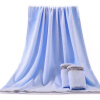 Вогезы Jie Ю. хлопковые полотенца, банные полотенца семьи пакет товаров по-прежнему ясно, Добби взрослых мужчин и женщин, бытовые полотенца * 1 * 2 Подарочный набор + розовый полотенце большие банные полотенца киев