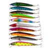 MyMei New Mixed Assorted Sea Fishing Lures Crankbait Hooks Minnow Baits Rig Jig Tackle mymei 9 compartments plastic fishing lures spoon hooks baits hook tackle storage box