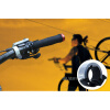 MyMei Outdoor 90db Ring Alarm Loud Horn Aluminum Bicycle Bike Safety Handlebar Bell beetle shaped bike bell ring for outdoor cycling