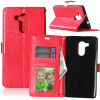Red Style Classic Flip Cover с функцией подставки и слотом для кредитных карт для HUAWEI Mate 8 red style classic flip cover с функцией подставки и слотом для кредитных карт для huawei y635