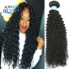 Angie Queen Hair Company Бразильская кудрявая кудрявая девичьи волосы 4шт Bohemian Curl Hair Wet and Wavy Virgin Бразильские волосы Curly Weave брюки горнолыжные rip curl rip curl ri027emzlc69