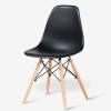 Хороший стул стул Yimusi стул стул досуг стул кофейный стул простой офисный стул переговорный стул черный компьютерный стул 5250 стул рост элит стандарт 3м черный