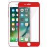 Mo вентилятор (Mofi) iPhone7plus стальной мембраны фольга Apple, 7plus экрана высокой четкости полноэкранного покрытия взрывозащищенные закаленное стекло защитной пленка красного телефона защитное стекло onext для apple iphone 7 plus глянцевое