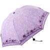 где купить Зонтик Umbrella UPF50 + Двойной винил Шелк Тисненый треугольник Зонт Зонт Зонт 31826E Светло-фиолетовый по лучшей цене