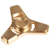 Oscar Fighting King Hand spinner Finger Gyro Finger Tip Spiral Torqbar Brass Precision Brass Gold - Fighting King