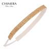 Химера (CHIMERA) ювелирные изделия волос бодрствование упругая дужка обруча золота