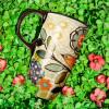 Люби меня, люби зеленый (Evergreen) печать творческого кружка с крышкой керамическая чашка с крышкой чашки офиса чашки чашки кофе Starbucks стиле various artists the london rockn roll show