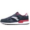 Анта (ANTA) мужская обувь 11648802-2 мода тенденция ретро повседневная обувь износостойкие спортивные беговые туфли темно-синий / красный / Anta белый 40,5 norka туфли norka 45 10el красный