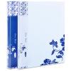 Guangbo (GuangBo) 60 страниц книг (синяя и белая серия) белый и синий цвет случайный A3026