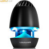 Le поставил (LOYFUN) LV-210 беспроводной стерео Bluetooth динамик карты сабвуфер (черный и синий) compatible bare bulb lv lp06 4642a001 for canon lv 7525 lv 7525e lv 7535 lv 7535u projector lamp bulb without housing