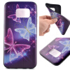 Звезда бабочка шаблон Мягкий тонкий ТПУ резиновый силиконовый гель Дело Чехол для Samsung Galaxy S7 дело чести или звезда бенгалии