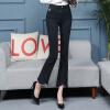 KuoyiHouse женские джинсы микро-эластичные клеш
