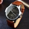 Я. Zhuolun бизнес часы 2017 новая весна корейской минималистский моды большой циферблат новый YZL0558TH-4 часы я zhuolun мужские часы 2017 новый простой корейский моды большой набор новый yzl0558th 2