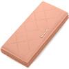 Семь волков бумажник г-жа SEPTWOLVES мода мульти-карта немного длинный абзац два раза бумажник кошелек розовый 82661221-14 бумажник the septwolves 3a1342161 03 2015