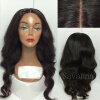 8A Glueless Full Lace Wig Brazilian Best Lace Front Wig Deep Body Wave Full Lace Human Hair Wigs For Black Women fashion wavy silver gray wig body wave synthetic lace front wig glueless long natural gray heat resistant wigs for black women