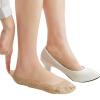 Langsha чулки носки 6 пар противоскользящие силиконовые носки для носков кружева стелс носки противооткатные мелкие носки чулки женский цвет