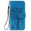 Blue Tree Design PU кожа флип Обложка Кошелек Карты Держатель чехол для SAMSUNG G530 blue tree design pu кожа флип обложка кошелек карты держатель чехол для samsung c5