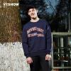 Village Roadshow (viishow) пуловер свитер мужской европейский и американский стиль молодежи алфавит печать приток мужчин WD1585171 Navy L