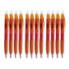 Музыка и многое другое Ohto CG-105L нажав Пуля гелевая ручка   ручки   0.5mm   Красный   керамические бусины   12 палочек музыка и многое другое ohto cb 10mj гранд серии пера черные керамические бусины 0 5мм черный full metal сделано в японии