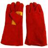 Гонка Billiton (SANTO) 2103 Сварочные перчатки сварщика перчатки сварочные перчатки рабочие перчатки