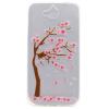 Обложка Вишневое дерево шаблон Мягкий тонкий ТПУ резиновый силиконовый гель чехол для Huawei Y6 Pro/Honor Play 5X/Enjoy 5 смартфон huawei y6 pro золотой
