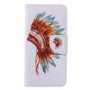 Индийский дизайн Hat из искусственной кожи с откидной крышкой Кошелек для карты Держатель для HUAWEI P9 индийский дизайн hat из искусственной кожи с откидной крышкой кошелек для карты держатель для google pixel