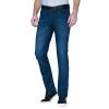 K-бокса Rimula мужские джинсы моды отдыха диких кошек, чтобы быть мужские хлопковые оболочки джинсы FQRY2335 синий зеленый 38