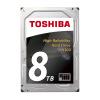 Toshiba (TOSHIBA) N300 серии 8 Тб 7200 оборотов в минуту 128M SATA3 NAS (сетевое хранилище) на жестком диске (HDWN180) рэковое сетевое хранилище rack nas lenovo e1012 64111b2
