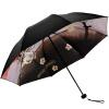 Небо зонтик (UPF50 +) винил Перенести три складной зонтик зонтик 31821E фиг оранжевый upf50 rashguard bodyboard al004