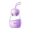 SIMELO cup Сеул стиль Meng Li грушевое стекло 350ML (фиолетовый) simelo natural element series jazz tea cup