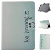 Butterfly Smile Style Classic Flip Cover с функцией подставки и слотом для кредитных карт для Samsung Galaxy Tab A 8.0 T350 планшет samsung galaxy tab a sm t350 sm t350nzkaser