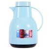 (TOMIC) импортная изоляция горшок бытовая термос бутылка термос бутылка изоляция стекло стеклянный горшок теплый горшок KJ206 зеленый 1.5L ями yami рука красные облака стеклянный кофейник кофе горшок 600cc ym5096