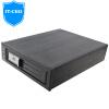 IT-директор X2Z3 2,5 до 3,5-дюймового твердотельного диска лоток настольного жесткого диска ноутбука жесткий диск отсек кронштейн адаптера рамы совместимый SSD / HDD механический жесткий диск черный корпус для hdd orico 9528u3 2 3 5 ii iii hdd hd 20 usb3 0 5