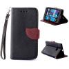 Черный Дизайн Кожа PU откидная крышка бумажника карты держатель чехол для Nokia Lumia 730 черный дизайн кожа pu откидная крышка бумажника карты держатель чехол для nokia lumia 730