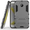 Серый Slim Robot Armor Kickstand Ударопрочный жесткий корпус из прочной резины для HTC Bolt серый slim robot armor kickstand ударопрочный жесткий корпус из прочной резины для vivo xplay6