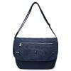 Ай Ши (OIWAS) Сумка женщины сумки маленькой шапочки случайного плечо сумка сумка OCK5272 темно-синего даррелл дж ай ай и я
