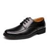 EGCHI Мужские модные деловые туфли 6603