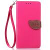 Розовый Дизайн Кожа PU откидная крышка бумажника карты держатель чехол для ASUS ZenFone Selfie/ZD551KL чехол накладка pulsar clipcase pc soft touch для asus zenfone selfie zd551kl фиолетовая рсс0036