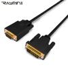 Rui Ming LA372503 DVI-VGA-кабель DVI (24 + 1) toVGA на экране материнской платы подключен кабель 3M черный кабель