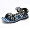 Верблюд (верблюд) верблюд на открытом воздухе пару моделей пляжная обувь пара webbing Velcro skid удобные сандалии мужские A722162287 темно-синий 42