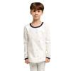 Только Луи (VIV & LUL) Детские комплекты белья комплекты белья младенца мальчиков Qiuyiqiuku пижамы DV418319 это белая печать полный 170см