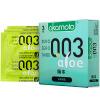 все цены на Окамото мужской презерватив 003 алойные тонкие презервативы 10 шт. онлайн