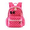 Дисней (Disney) Детский школьный портфель случайный портативных мешок плеча обременяет Белоснежка 1--3-класса девочки рюкзак DB96111A Rose samsonite портфель школьный happy sammies