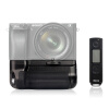Metco (Meike) MK-A6500 Pro батарейный блок микро-камеры и ручка дистанционного управления для A6500 камеры Sony metco meike mk f af3 fuji микро сингл крупным планом кольцо